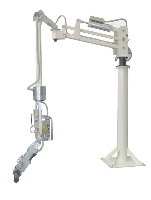 Pneumatic Manipulator Arms : Pneumatic industrial manipulators mani bo manipolatori